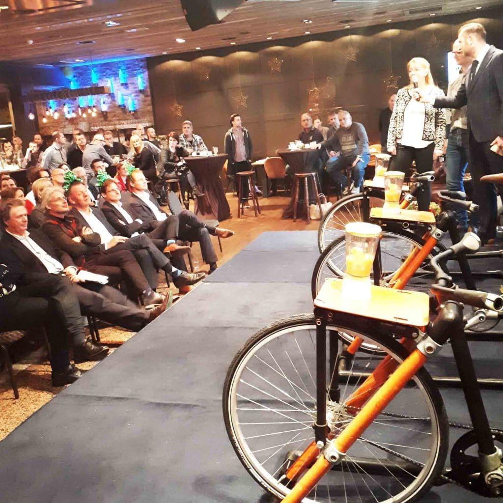 waterschap smoothie fiets leuk directie activiteit