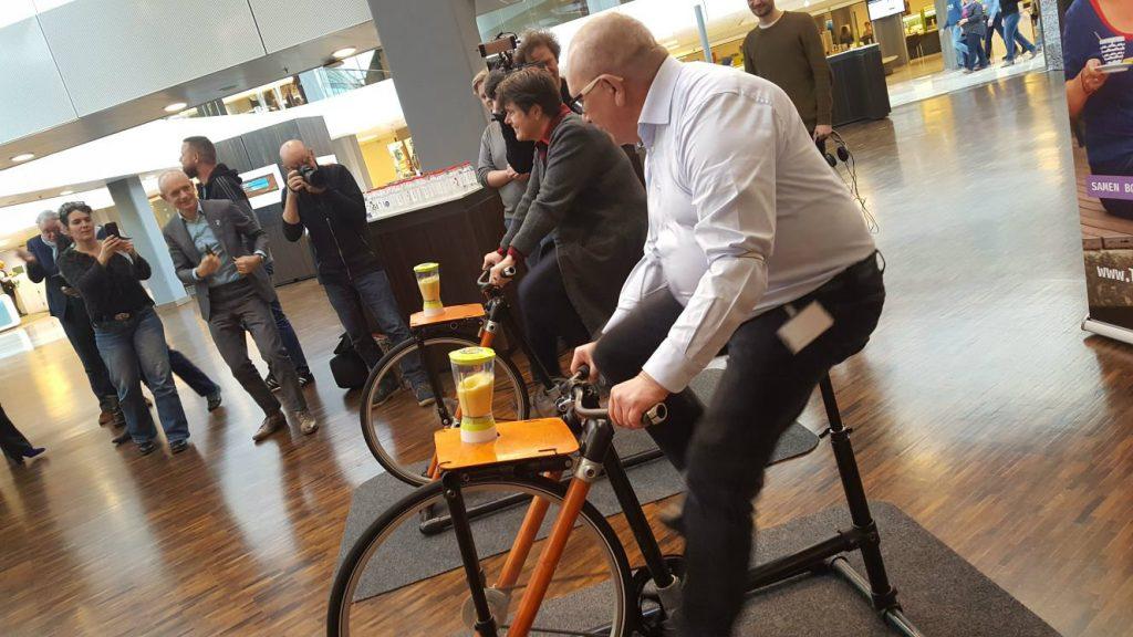 blenderbike shake fietsen